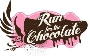 Run for the Chocolate 2014 Logo